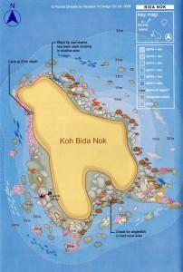Phi Phi - Koh Bida Nok